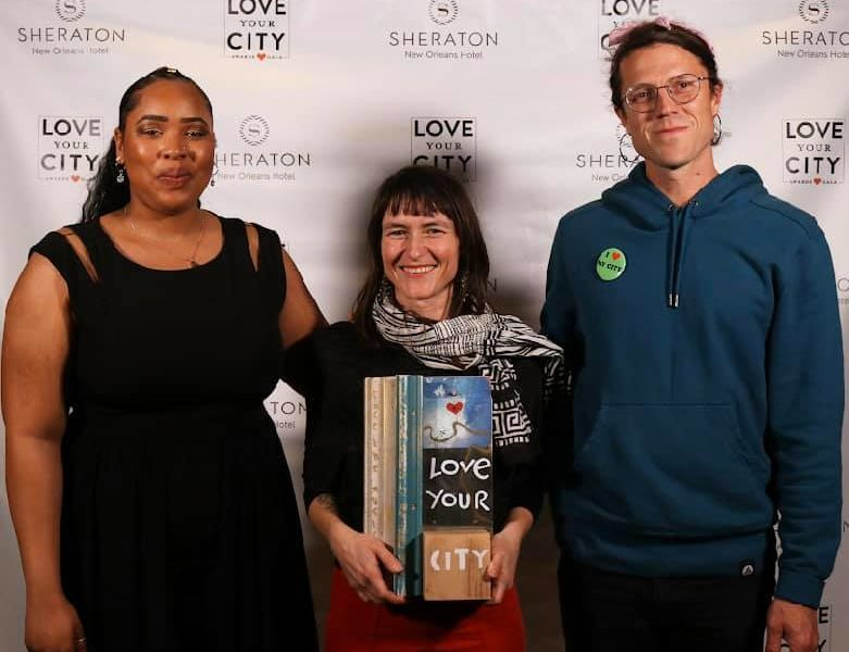Love it: Composting recognized at the Love Your City Awards Gala!